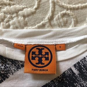 Tory Burch Tops - Tory Burch Logo T-Shirt.